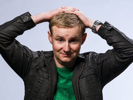 Comedian Lucas Bohn will return to the stage of the Milton Theatre at 8 p.m., Friday, Feb. 9. Tickets are $10 and $15.