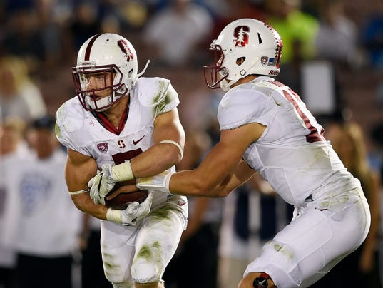 stanford college football score week 9 college football