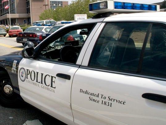 Columbus Georgia police