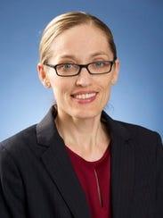 Christine Hansen is the new head girls basketball coach