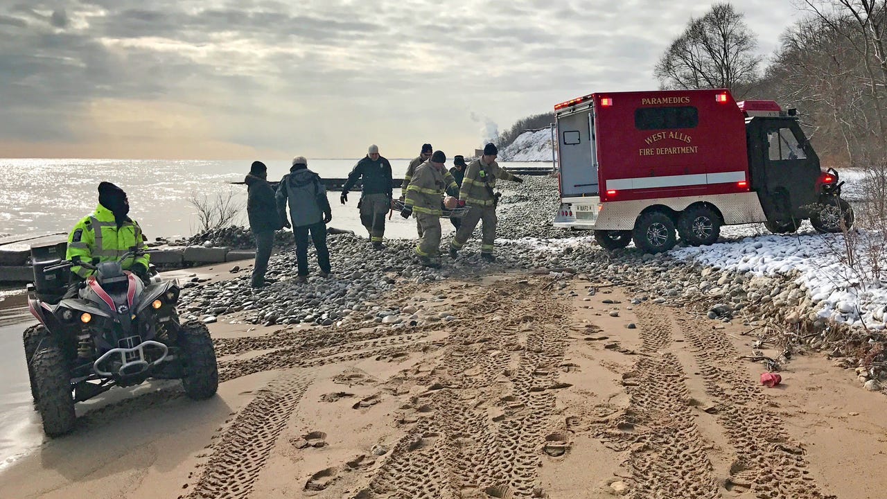 The West Allis Fire Department has placed in service an all-terrain ambulance that can be dispatched regionally to emergencies and events with difficult terrain, weather and crowds.