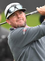 Robert Garrigus said he had a relapse after a long period of sobriety.