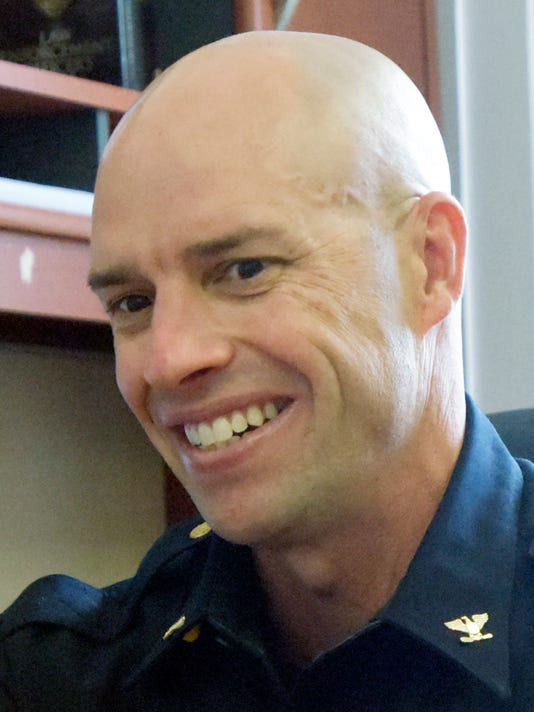 Springettsbury Twp. Police Chief Dan Stump