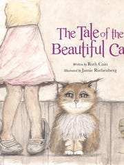 """""""The Tale of the Beautiful Cat.,"""" by Ruth Cain."""