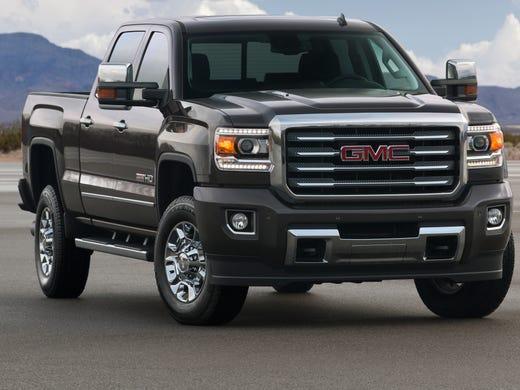 GMC pimps out Sierra All Terrain HD mega-pickup