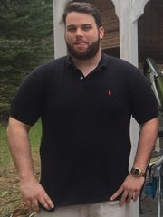 Less than a year ago, Matthew Poslusny of Branchburg weighed 249 pounds and was living a life of addiction, anxiety and depression. Though it took a tragedy to turn his life around, the 29-year-old is 70 pounds lighter and free of his depression, anxiety and addictions. He hopes to inspire others to do the same.