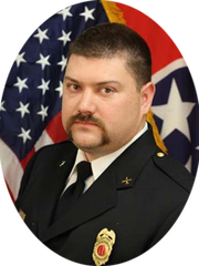 Gatlinburg Fire Department Capt. David Puckett