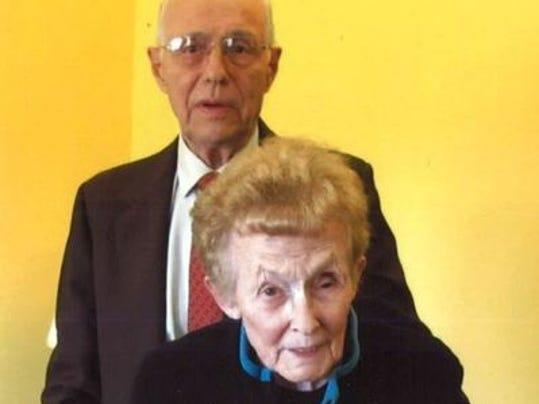 Anniversaries: Paul Hauffe & Judy Hauffe