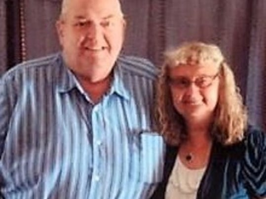 Anniversaries: Roy Vanderwaerdt & Betty Vanderwaerdt