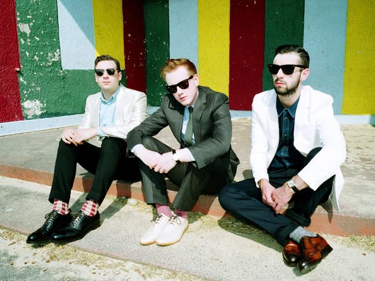 Two Door Cinema Club will make its Ithaca debut next Thursday (Sept. 14) at State Theatre of Ithaca.