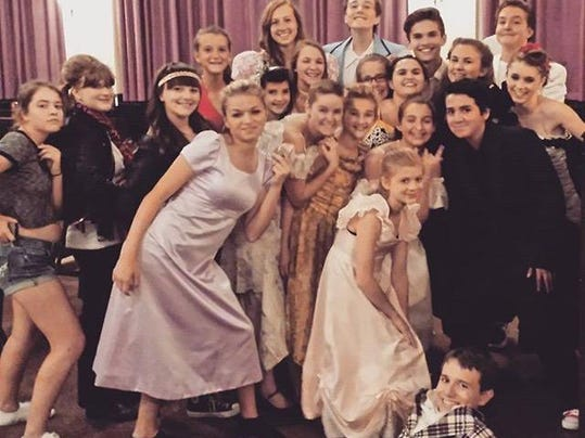 KidStage Grease
