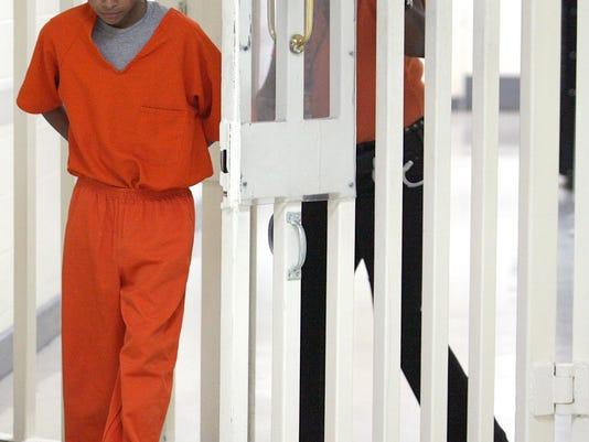 AP JUVENILE PRISON TOUR A USA TX