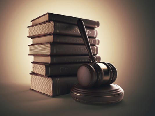 gavel and law books Alexander Bedrin istock