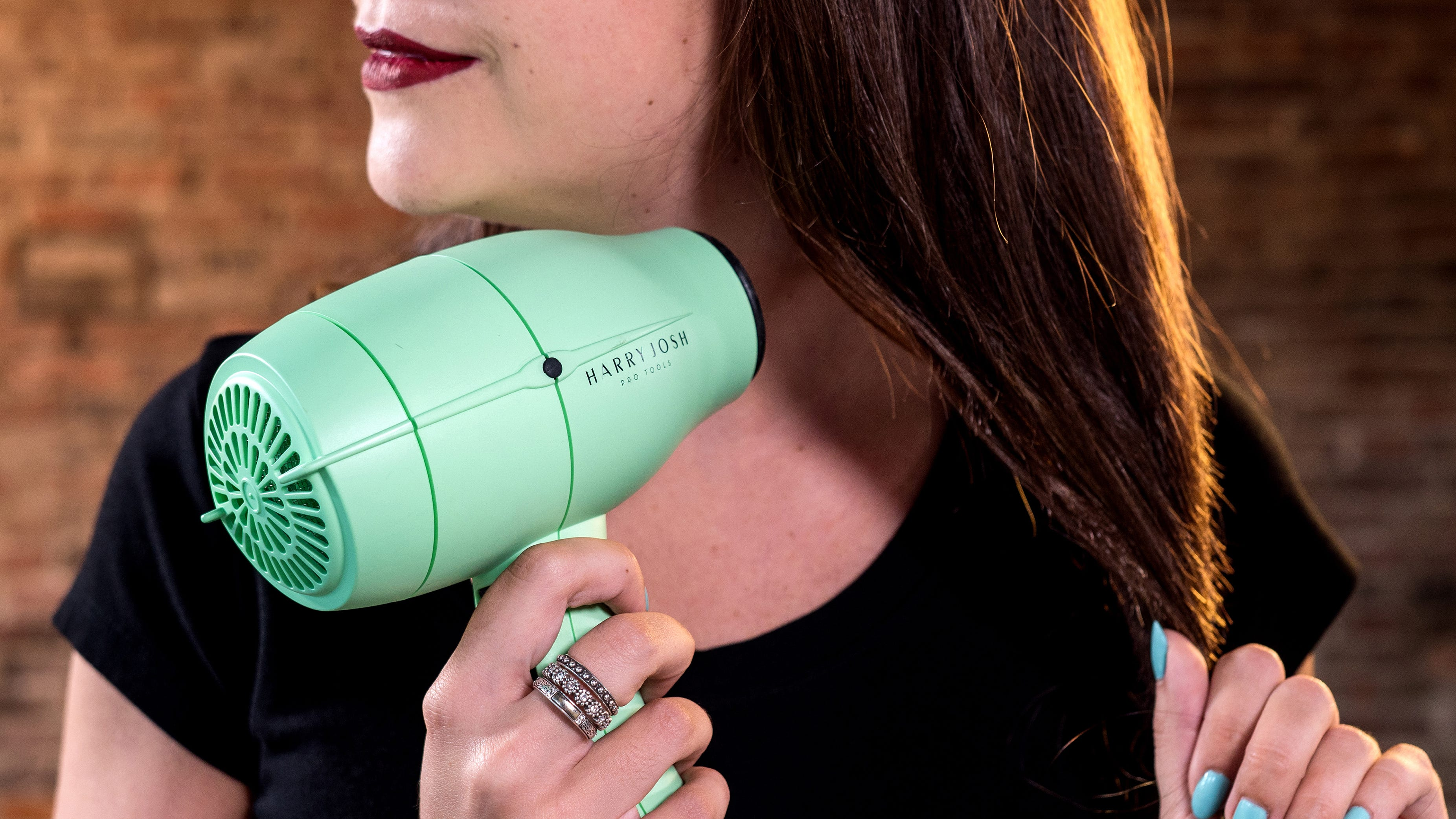 Harry Josh The most amazing hair dryer is on sale for the lowest