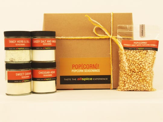 Featured holiday gift: Popcorn gift box