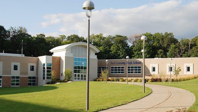East Lansing High School.