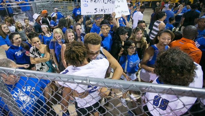 The Chandler Wolves are playing for the Division I state championship for the first time in 65 years.