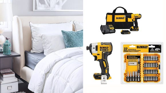 Today's best deals are great for every part of the home.