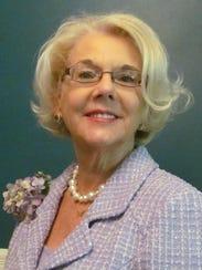 FSU professor and speaker Sally Karioth.