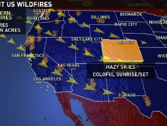 Western-Wildfires