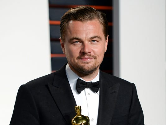 AP PEOPLE LEONARDO DICAPRIO A ENT FILE USA CA