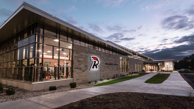 The $22 million in renovations to Ripon College's Willmore Center offers the community an expanded, athletics, health and wellness facility.