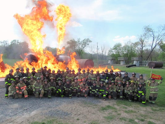 ELM 0514 FIREFIGHTER GRADS