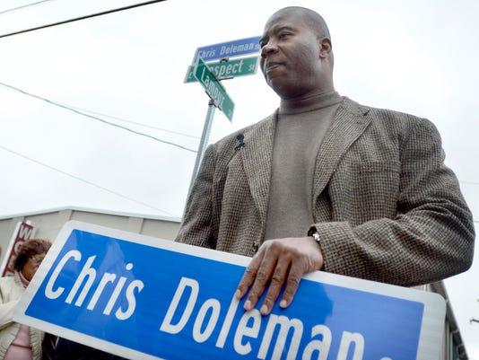 Chris Doleman Street