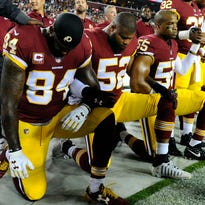 NFL's new national anthem policy will hardly silence players protesting social injustice