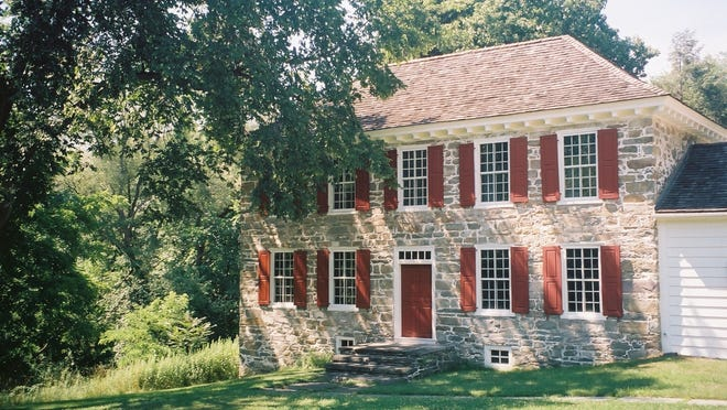 In 1922, the state Legislature accepted the two-and-a-half story stone house and grounds along Forge Hill Road as a gift from the Knox Social and Protective Association. Undergoing a painstaking, expensive and lengthily restoration process, the house was finally revived to its former state in 1954, 200 years after it was built.