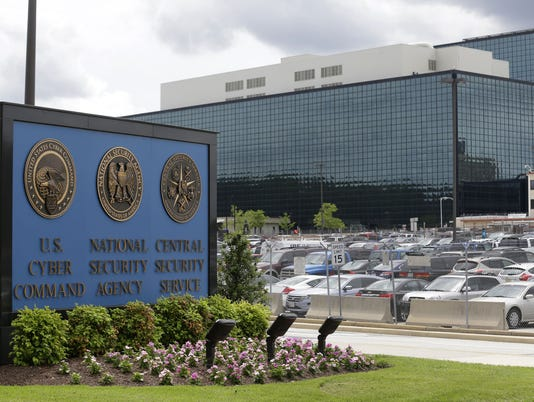 AP NSA SURVEILLANCE ANALYSIS A FILE USA MD