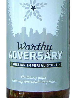 Worthy Adversary Russian Imperial Stout