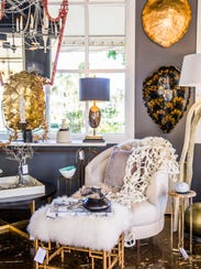 Judith Liegeois Gallery and Showroom in downtown Naples