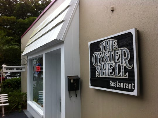 The Oyster Shell, south Fort Myers.