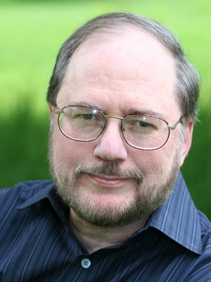 "Rupert Holmes, whose resume includes pop songs and novels, is the author of ""Accomplice.""  The award-winning comedy-mystery will be staged at the Bickford Theatre at the Morris Museum through February 4. Holmes will attend the opening night performance this evening."