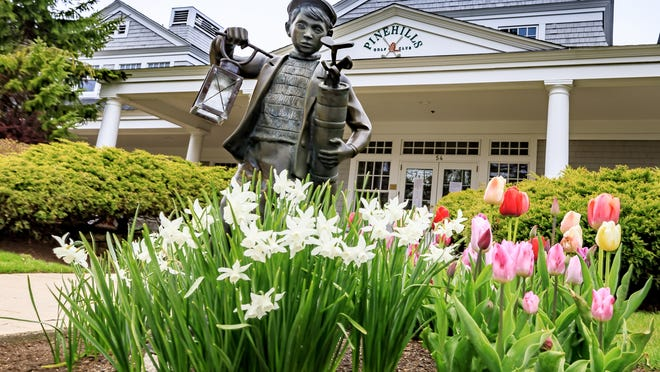 Pinehills Golf Club placed two of their Plymouth golf courses on the Golfweek's list of the top courses in the state of Massachusetts.