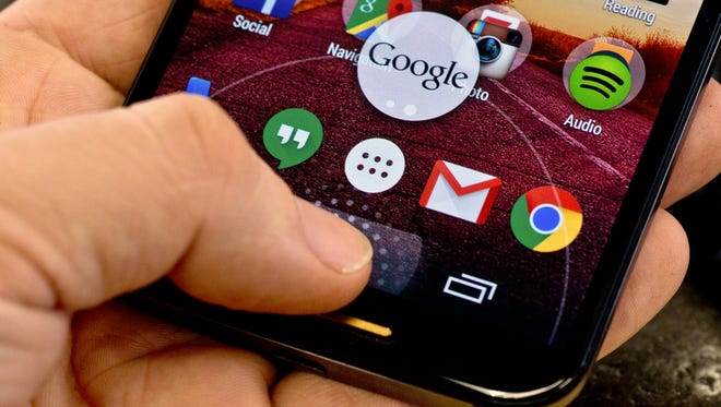 Google Now can now be accessed  via voice commands and other methods.