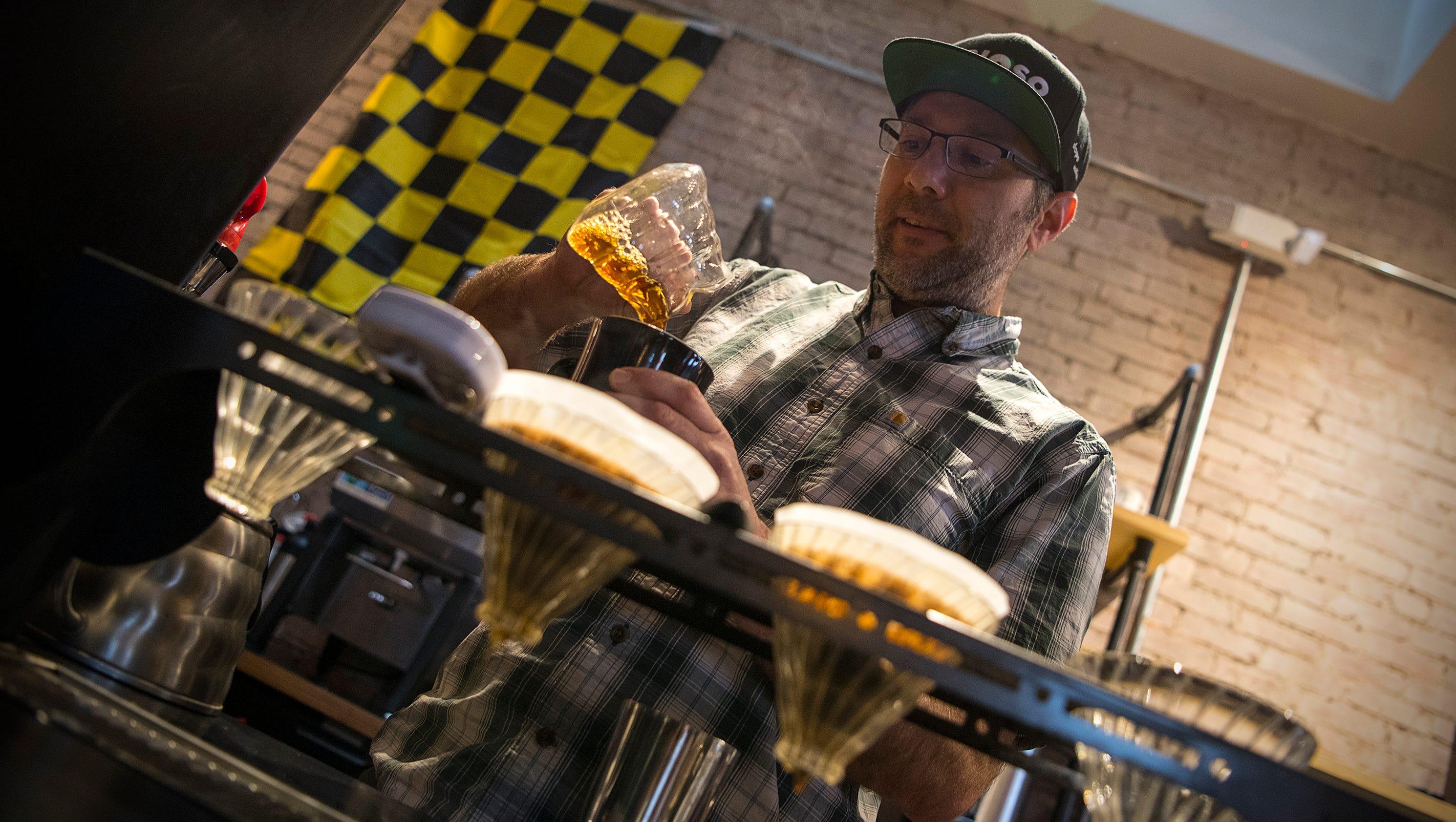 Columbus, Ohio's craft coffee scene