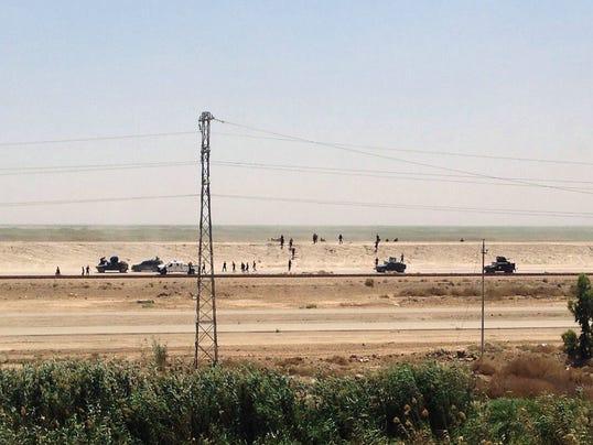 AP APTOPIX MIDEAST IRAQ ISLAMIC STATE I IRQ