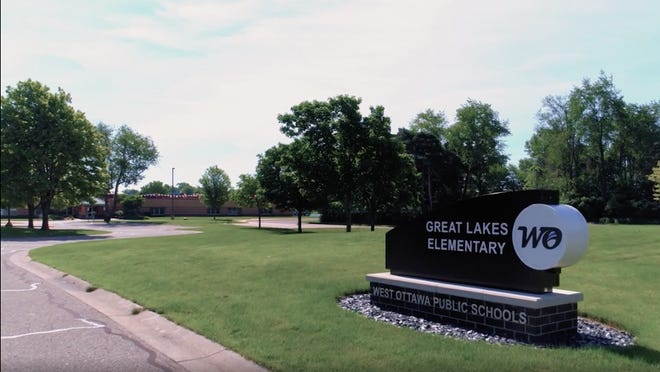 """Great Lakes Elementary School was named the """"biggest loser"""" in the education category in the 2019 Michigan Battle of the Buildings."""