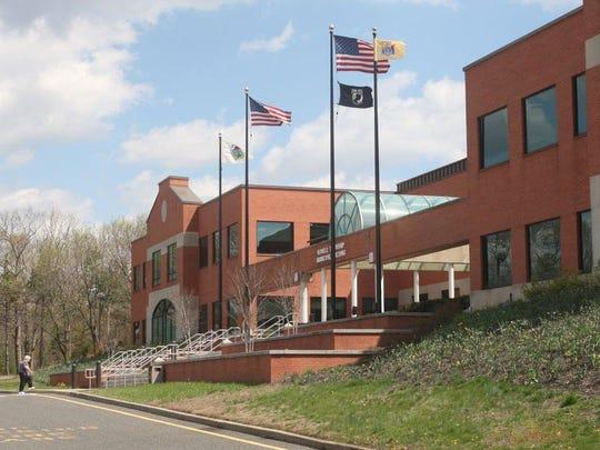 Howell Township Municipal Complex.