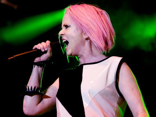 Garbage singer Shirley Manson is one of the ambassadors for Keychange, an initiative urging festivals to have an equal gender balance in their lineups by 2022. More than 100 festivals have signed the Keychange pledge.
