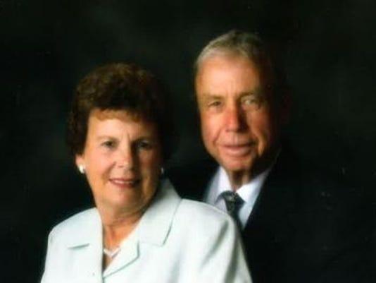 Anniversaries: Bill Calder & Marjorie Calder