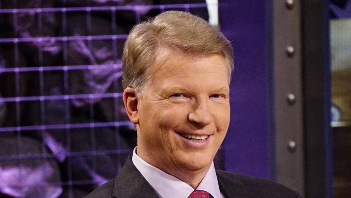 Here's a look inside Phil Simms' new football world