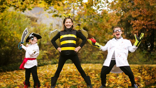 Share your costumed capers with us.  Email Halloween fun photos to readerpix@wickedlocal.com.  Courtesy photo