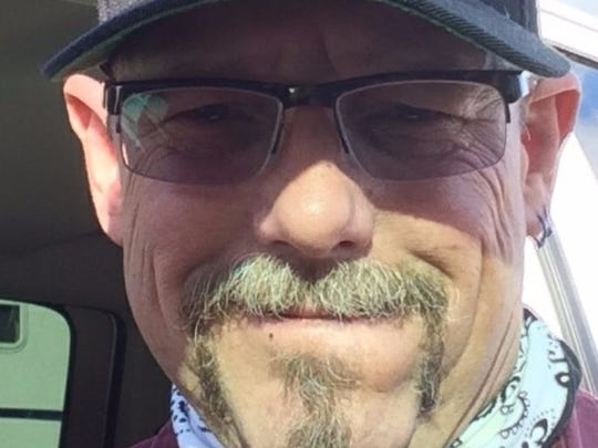 """Ron """"Woody"""" Haigwood was reported missing on May 8. He was last heard from on April 24."""