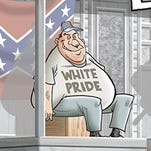 Race in America: Cartoons from Mike Thompson