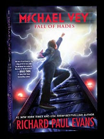 """Michael Vey: Fall of Hades"" is the sixth installment in the ""Michael Vey"" franchise."