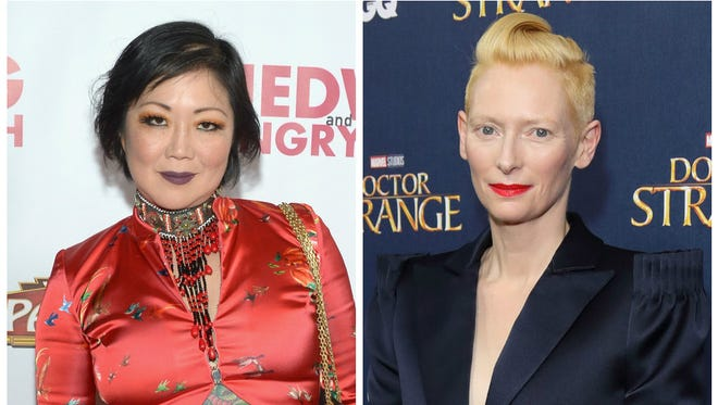 Margaret Cho is speaking out about her private conversation with Tilda Swinton.