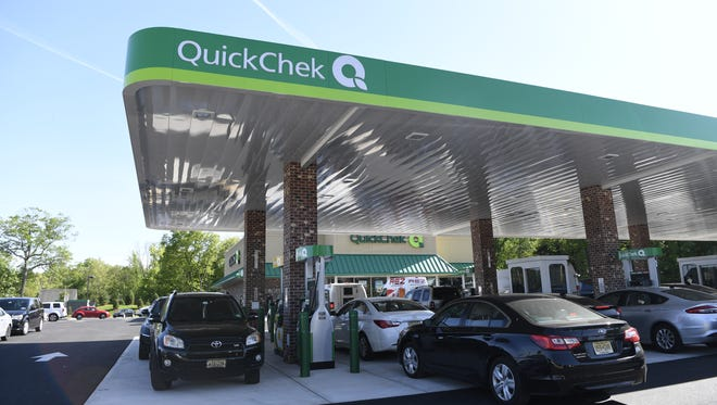 The new concept QuickChek store opens on Route 23 in Butler, NJ on Tuesday, May 22, 2018.